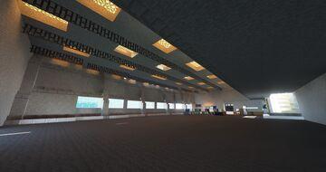 Tony Stark Basement Minecraft Map & Project
