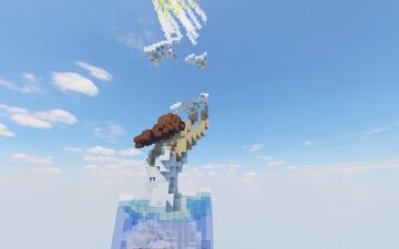 Flight - One Chunk Challenge Project Contest Minecraft Map & Project