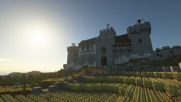 Tommeldomm Minecraft Map & Project