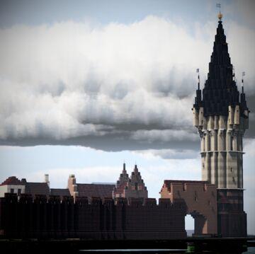 Blanke Toren, Nieuwstad, Zutphen, Netherlands Minecraft Map & Project