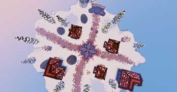 Bedwars spawn idea Minecraft Map & Project