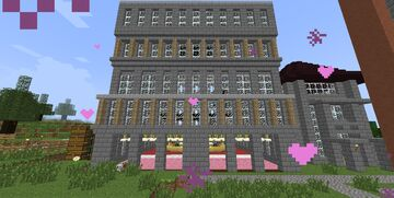Appartment Complex A1 Minecraft Map & Project