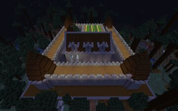 Cryptic Castle Minecraft Map & Project