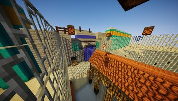 2fort 1.16 By Kanor_18838 Minecraft Map & Project