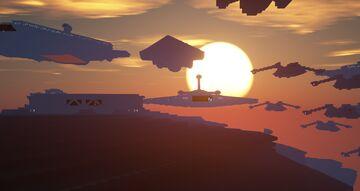 Multiversal - heavy assault fleet Oblivion Minecraft Map & Project