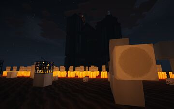 Witch Mansion Minecraft Map & Project