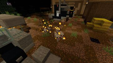 Call Of Duty Zombies (Made very well) Minecraft Map & Project
