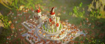 Kingdom Minecraft Map & Project