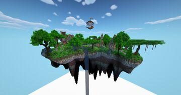 Island Hub / Spawn / Lobby Minecraft Map & Project