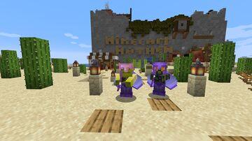 Minecart Mayhem (Target Block Mini-Game) Minecraft Map & Project