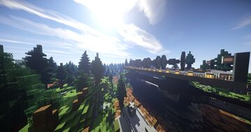 Endor map | Minecraft 1.12.2 Minecraft Map & Project