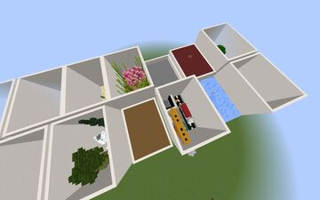 Find The Button! Minecraft Map & Project