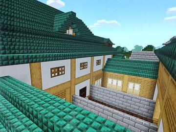 Saiki Region Minecraft Map & Project