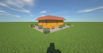 Turkish Abandoned House Minecraft Map & Project