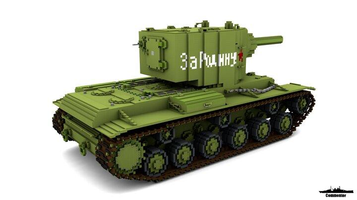 KV-2 1940