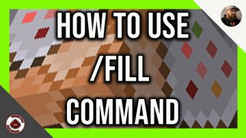 How to use Minecraft fill command Minecraft Map & Project
