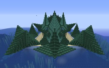 Xisuma's Base - Hermitcraft VI Minecraft Map & Project