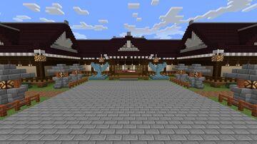 Verbena Estate v1.0 Minecraft Map & Project