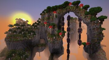 Blackstone Chains Minecraft Map & Project