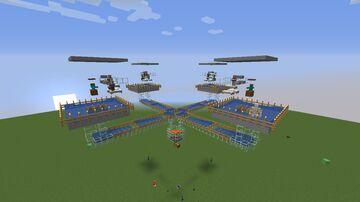 Iron Farm 1.16 Minecraft Map & Project