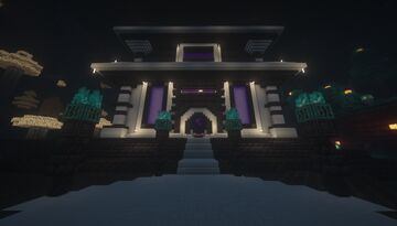 The begin - Minecraft Nether concept Minecraft Map & Project
