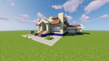 Jesse Pinkman´s Duplex [Breaking Bad] Minecraft Map & Project