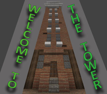 'The Tower' - Parkour Map - (made for CaptainSparklez) v.1.16.3 Minecraft Map & Project