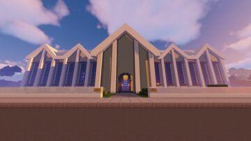 Capitol Building | City of Aristotle | AvogotMC Minecraft Map & Project