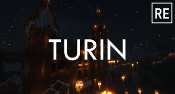 The city of Turin Minecraft Map & Project