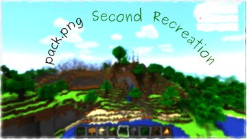 pack.png Second Recreation Minecraft Map & Project