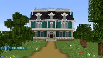 1.16 Nether Update Victorian Building Tips and Tricks Minecraft Map & Project