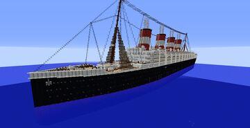 SS Alexander der Große (1919-1920) Minecraft Map & Project