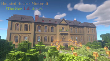 Haunted House - Minecraft - Map Download Minecraft Map & Project