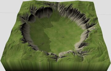 Blackstar - Aurora (1000x1000) Minecraft Map & Project