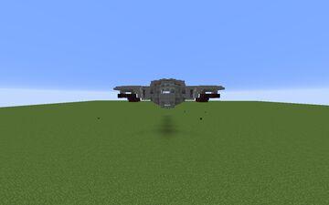 D77-TC Pelican Minecraft Map & Project