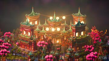 Oriental Dynasty - Lobby Minecraft Map & Project