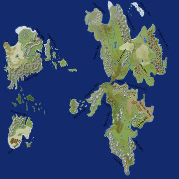 Remalia; Realm of the Unfortunate Minecraft Map & Project