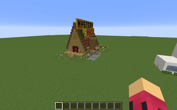 Survival Houses Minecraft Map & Project