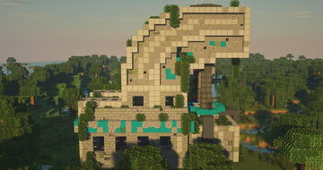 Starma - Observatory Minecraft Map & Project