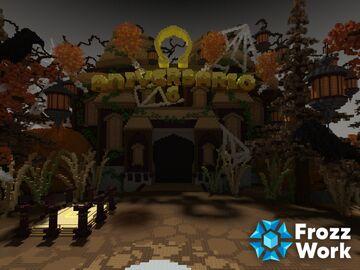 Halloween MainLobby OmegaCraft Minecraft Map & Project