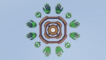 SkyWars Map [Vahido] Minecraft Map & Project