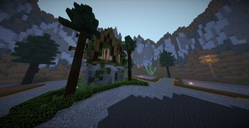 Dig Area Minecraft Map & Project