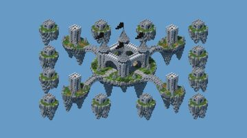 Skywars Towers Map 1.8 + Download!! Minecraft Map & Project