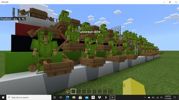 UNSPEAKABLE RACEWAY Minecraft Map & Project