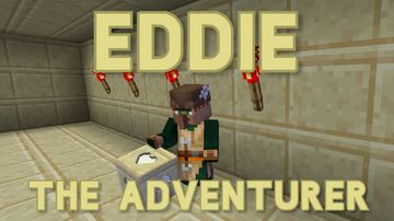 Eddie the Adventurer Minecraft Map & Project