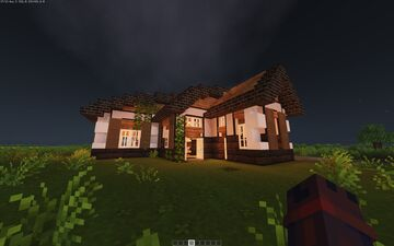 Minecraft Extra-detailed Home Minecraft Map & Project