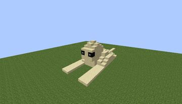 Cat model Minecraft Map & Project