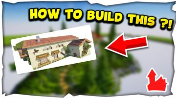 How to build an ITALIAN BASE ! + DOWNLOAD !! Minecraft Map & Project