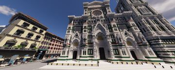 ⚜️Florence-Project⚜️ - Updates #2 Minecraft Map & Project
