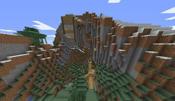 A creative map, done by multiple people. Minecraft Map & Project